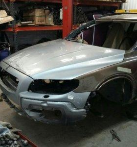 Кузовной ремонт и покраска автомобилей Вольво