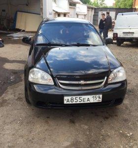 Chevrolet lacetti 2011 1.6