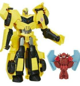 Робот трансформер Бамблби Bumblebee Hasbro