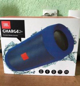 Колонка Jbl charge 2+