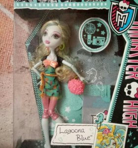 Кукла Школа Монстров Лагуна Блю