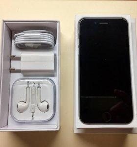 Новый iphone 6 16gb.