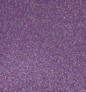 Глиттерный фоамиран (2 цвета)