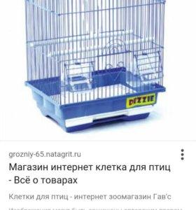 Продам клетку