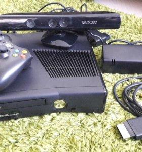 Xbox 360s 250Гб + Kinect