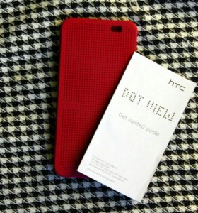 Чехол HTC Dot View для HTC One E8 и Desire 510
