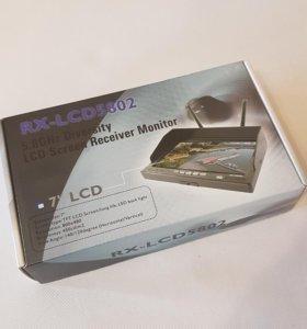 FPV монитор Boscam RX-LCD5802