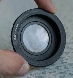 Переходное кольцо м-42 Nikon