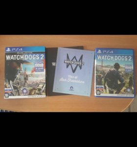 Продам Watch Digs 2 Deluxe edition Ps4 обмен