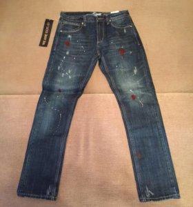 Новые , с бирками джинсы We a Replay , размер 30