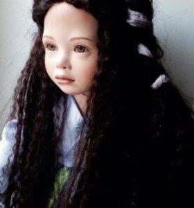 Кукла большая Фарфор коллекционная
