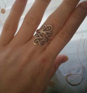 Кольцо (серебро )