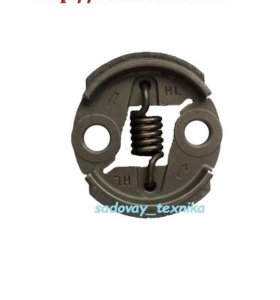 Муфта сцепления бензокос(GBC-026 стальные колодки)