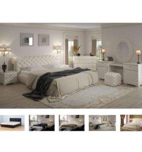 Двуспальная кровать Джулиета