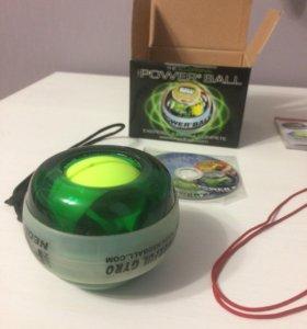 Powerball с подсветкой, без счётчика