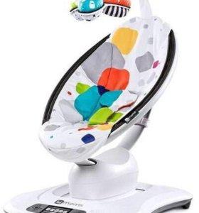 Кресло-качалка 4moms mamaRoo 3.0, последняя модель
