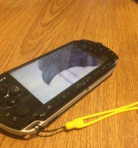 PSP-3008 Slim Black
