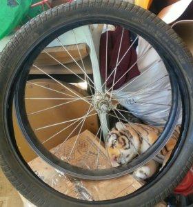 Велосипед подростковый для мальчика.