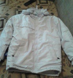 Куртка демисезонная Umbro в идеале