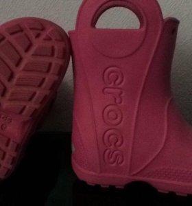 """Резиновые сапоги """"Crocs"""""""