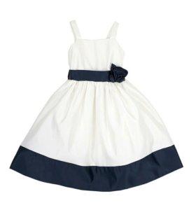 Нарядное платье для девочки 140-146