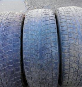 3 летних шины Dunlop Grandtrek SJ6 225/60R18