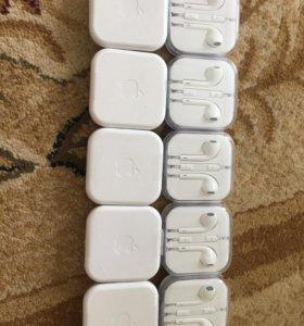 Наушники airpods для iphone, samsung и др