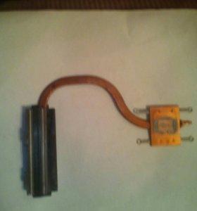 Тепловая трубка от ASUS x401a