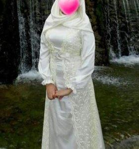 Платье для никаха!