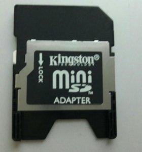 Mini SD Adapter