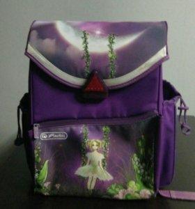 Ранец для девочки Herlitz Compact 4