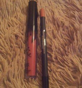 Блеск+карандаш