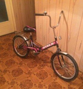 Велосипед Stels 410 складной