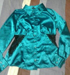 Блузка - рубашка
