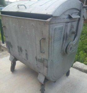 Оцинкованный контейнер
