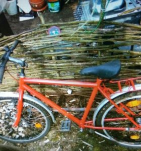 Велосипед с планетарной кпп