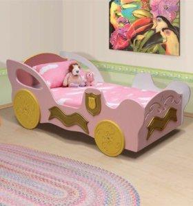 """Кровать """"Золушка"""""""