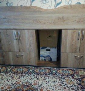 шкаф-кровать с ортопедическим матрасом