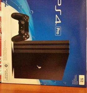 Sony PlayStation 4 Pro 1Tb Абсолютно Новая