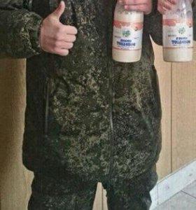 Продам военную форму.