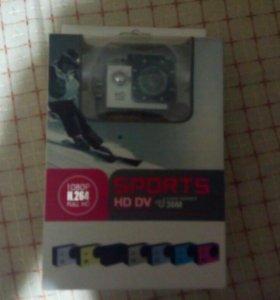 Продаю экшн-камеру SPORTS HD DV 1080p