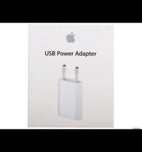 Блок питания для Apple iPhone .4,4s,5,5c,5s,6,6s.