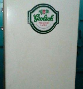 Бу холодильник и стенка
