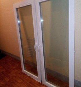 Продам окна б/у в хорошем состоянии,без коробки