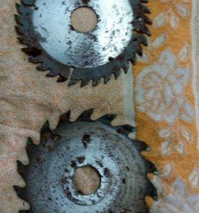 Круг отрезной по дереву для церкулярной пилы