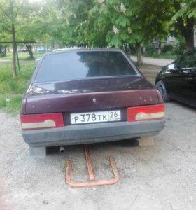 ваз21099 1995год