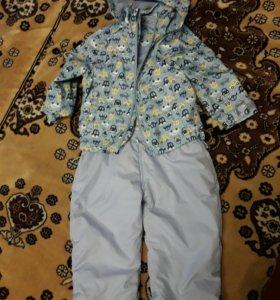 Куртка и комбенизон (осень-весна)