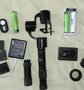 Стабелизатор Zhiyun Z1 Evolution Камера xiaomi
