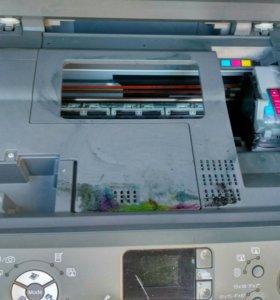Принтер EPSON PHOTO RX520