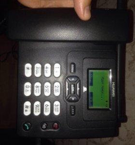 Стационарный телефон huawei est3125i